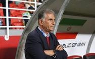 Trước trận gặp Việt Nam, Iran chính thức 'mất' HLV Carlos Queiroz