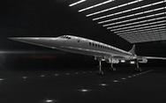 Máy bay chở khách tốc độ gấp đôi âm thanh