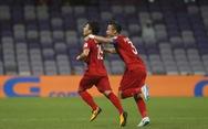 Với 3 điểm và hiệu số -1, Việt Nam đi tiếp trong trường hợp nào?