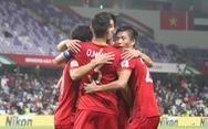 Quang Hải tái hiện bàn thắng 'Thường Châu tuyết trắng' trong trận gặp Yemen