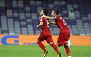 Điểm 10 cho sự quả cảm của tuyển Việt Nam