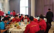 Tuyển Việt Nam đến Dubai chuẩn bị cho trận gặp Jordan