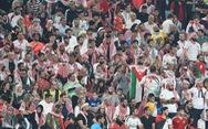 CĐV Jordan 'chờ' chiến thắng trước Việt Nam