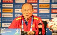 HLV Park Hang Seo: Không có bóng đá tệ hay đẹp mà là chiến thắng!