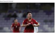 Quang Hải dẫn đầu cuộc bình chọn Cầu thủ hay nhất vòng bảng Asian Cup