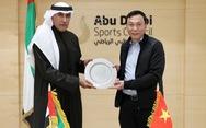 Ban tổ chức Asian Cup 2019 chúc mừng đội tuyển VN