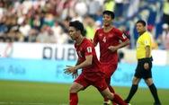 Công Phượng, Văn Lâm, Tiến Dũng hay nhất trận thắng Jordan