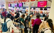 Hàng không chuyển nhân sự từ Nội Bài vào Tân Sơn Nhất phục vụ Tết