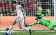 Trung Quốc thủng lưới nhiều nhất trong 8 đội đá tứ kết Asian Cup 2019