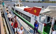 Tàu cao tốc TP.HCM - Vũng Tàu chạy xuyên tết, không tăng giá