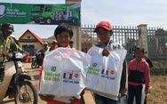 Quỹ Hiểu về trái tim chia sẻ ấm áp với trẻ em người dân tộc Đắk Lắk