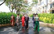 Háo hức khai mạc Hội chợ hoa xuân Phú Mỹ Hưng