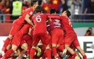 AFC khen ngợi Việt Nam, Thái Lan
