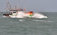 Bão số 1 đang qua vùng biển Cà Mau, diễn biến khó lường