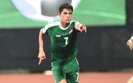 Tuyển Iraq sử dụng hàng công trẻ ở Asian Cup 2019