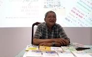 Nhà văn Lê Văn Nghĩa du xuân giới thiệu sách ở Pháp