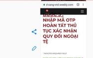 Gần tết, tội phạm tung chiêu lừa nhắm vào người bán hàng online
