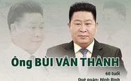 Truy tố 2 cựu tướng công an Bùi Văn Thành và Trần Việt Tân