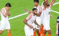 Thái Lan thảm bại 1-4 trước Ấn Độ trận ra quân Asian Cup 2019