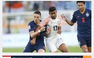 Video những diễn biến chính trận Thái Lan thua Ấn Độ 1-4