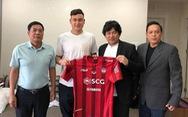 Thủ môn Đặng Văn Lâm sẽ khoác áo CLB Muangthong sau Asian Cup 2019