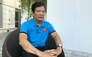 Trưởng đoàn Nguyễn Sỹ Hiển: 'Tuyển Việt Nam luôn tự tin khi đá với các đối thủ mạnh'