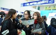 Gần 1.000 việc làm cho sinh viên tại Hà Nội
