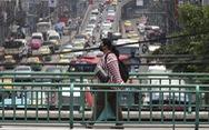 Thái Lan quá bụi, Thủ tướng phải nhắc dân đeo khẩu trang khi ra đường