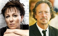 Hai nhà văn châu Âu đoạt giải Nobel Văn chương 2018 và 2019