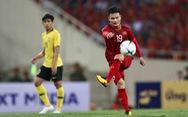 Video diễn biến chính trận Việt Nam thắng Malaysia 1-0