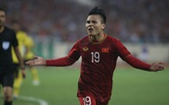Quang Hải ghi bàn, Việt Nam đá bại Malaysia ở vòng loại World Cup 2022