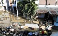 Siêu bão Hagibis suy yếu, Nhật lại đối mặt nguy cơ lũ lụt