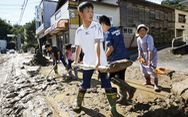 Người già, người trẻ Nhật không ai than khóc với thảm họa Hagibis