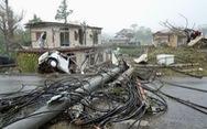 Toàn bộ hệ thống và người dân Nhật cùng cảnh báo về siêu bão Hagibis