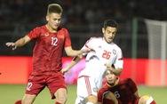 Giao hữu U22 VN - U22 UAE: Cơ hội hoàn thiện khiếm khuyết trước SEA Games