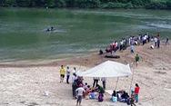 Tắm sông, 3 học sinh chết đuối thương tâm