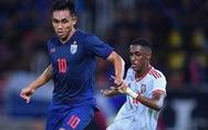 Thắng UAE 2-1, Thái Lan tiếp tục dẫn đầu bảng G