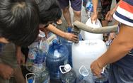 Hà Nội mở mạng cấp nước thẳng cho nhiều khu vực ở quận Hoàng Mai