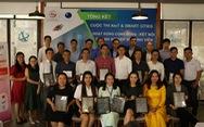3 dự án giành giải nhất cuộc thi ý tưởng sáng tạo của TP.HCM