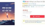 4 quyển sách có lượng tiêu thụ 'khủng' nhất tại Hội Sách Online