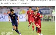 Báo Nhật 'kêu gọi' cảnh giác với tuyển bóng đá Việt Nam và Thái Lan