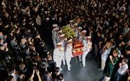 Hàng ngàn người tiễn biệt cố Thứ trưởng Bộ GD-ĐT Lê Hải An