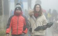 Không khí lạnh ảnh hưởng từ Bắc Bộ đến Trung Trung Bộ, gây mưa rét