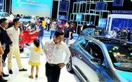 Biết xe Volkswagen có 'đường lưỡi bò' vẫn trưng bày tại triển lãm ôtô Việt Nam 2019?