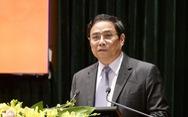 Ông Phạm Minh Chính: 'Mạnh dạn thí điểm trong công tác cán bộ'