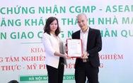 Bio Cosmetics tập trung để mọi sản phẩm đều đạt CGMP-ASEAN và ISO 22716