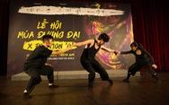 Lễ hội múa đương đại quốc tế Xposition 'O' lần đầu đến Việt Nam