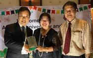 Người sáng lập 'Hạt giống tâm hồn' được trao giải vì cộng đồng ở Thái Lan