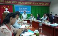 12 ủy viên thường vụ Tỉnh ủy Sóc Trăng trả lại tiền lắp camera