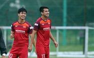 Xuân Mạnh, Văn Kiên bị loại khỏi trận gặp Malaysia